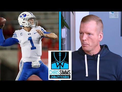 2021 NFL Draft QB ranking analysis: Zach Wilson   Chris Simms Unbuttoned   NBC Sports
