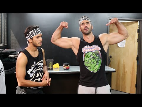 New Broscience Vid: How To Bring A Beginner To The Gym