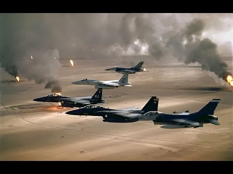 Real-Life Military Thriller: The Gulf War Air Campaign - Desert Shield & Storm - Tom Clancy (1999)