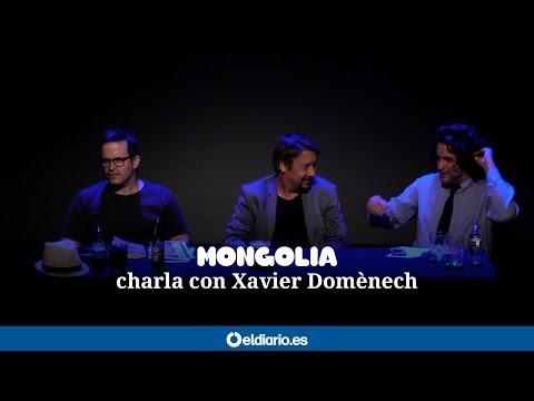 Mongolia charla con... Xavier Domènech (vídeo completo)