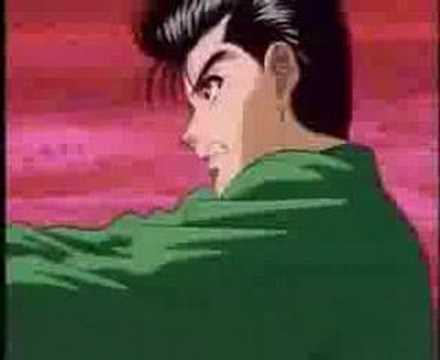 Yu Yu hakusho english opening