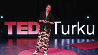 Think you can't draw? | Salla Lehtipuu | TEDxTurku