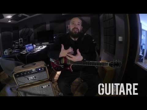 Guitare Xtreme Magazine # 81 - Kelt Blue Waffle review