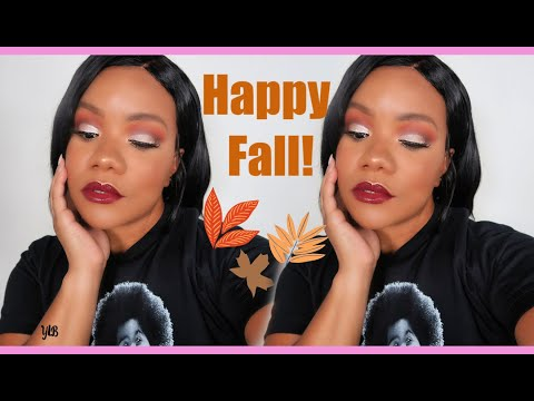 FALL MAKEUP USING ALL THROWBACK PRODUCTS // MODERN RENAISSANCE PALETTE, BOBBY BROWN, MAC thumbnail