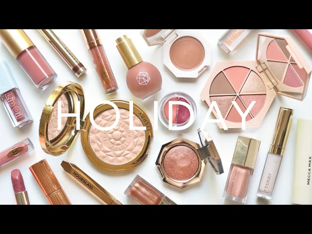 Holiday Gift Guide | Makeup Sets and Favourite Minis for a Festive Glow | AD