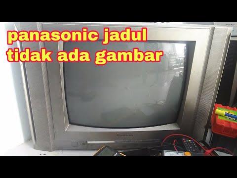 Tv Panasonic Jadul Tidak Muncul Gambar | Video Dokumentasi