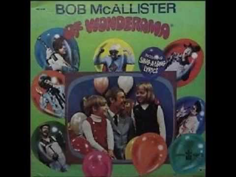 Bob McAllister of WonderamaThe Aardvark Song