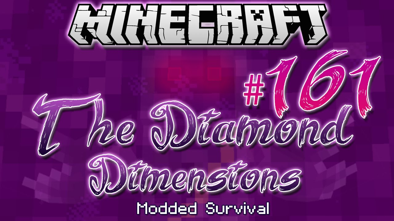 organisation skills diamond dimensions modded survival  organisation skills diamond dimensions modded survival 161 minecraft