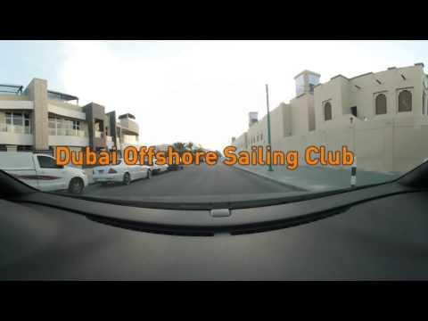 Cruising Dubai – Al Wasl Rd – Umm Suqeim Open Beach