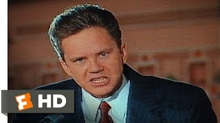 Bob Roberts (4/10) Movie CLIP - Debate in Pittsburgh (1992) HD