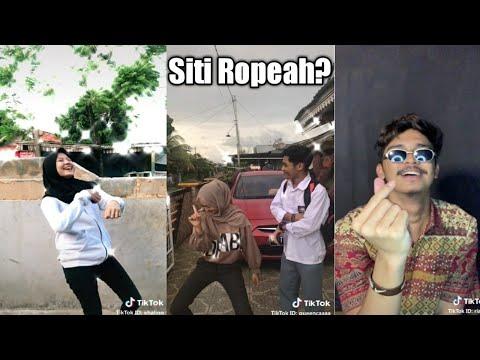 Kompilasi tiktok Siti Ropeah (Lagu Banjar) terbaru!!!