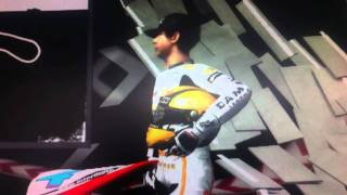 SBK 2011 PS3 / XBox game - Gino Rea gameplay World Supersport