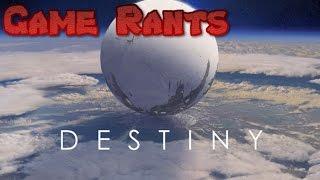 The Destiny Anti Hype - Game Rants