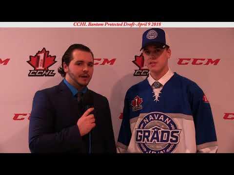 CCHL Draft 2018