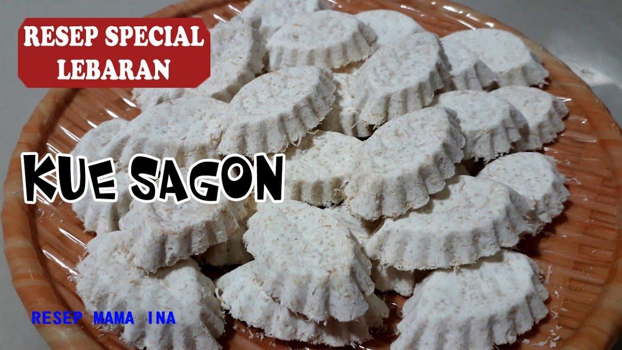 Anti GAGAL, cara bikin Sagon yang enak.. PRAKTEK KAN!!!
