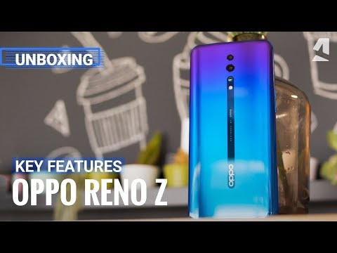 Oppo Reno Z unboxing & key features