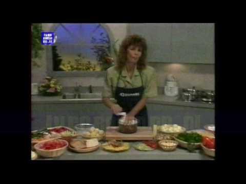 TV: RTL4 - What's in Store - Culinare Kitchen Helper & Perfect Press, Prog Overzicht (19930927)