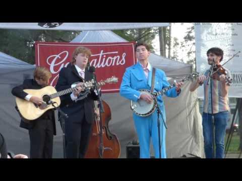 The Blue Js - Don Reno Banjo Medley