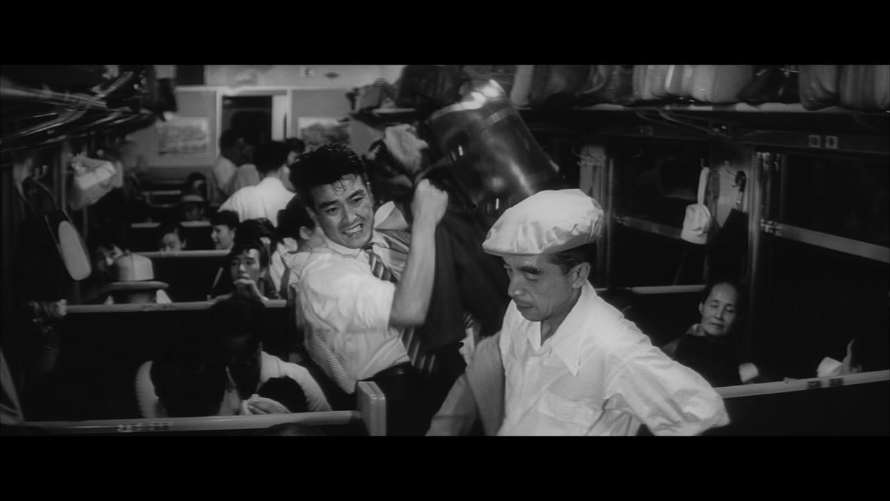The Chase (1958) : 張込み | 100YoshitaroNomura.com