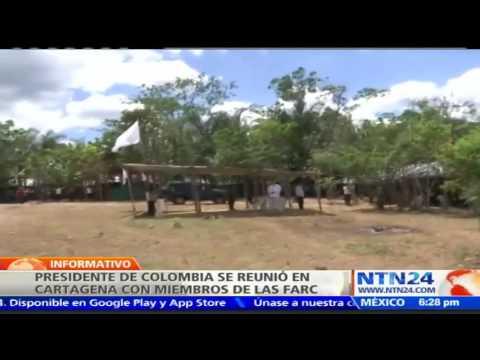 Gobierno y FARC trazan plan conjunto para agilizar implementación de la paz