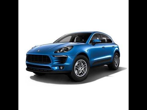 Porsche Macan 95B - Service Manual / Repair Manual - Wiring Diagrams