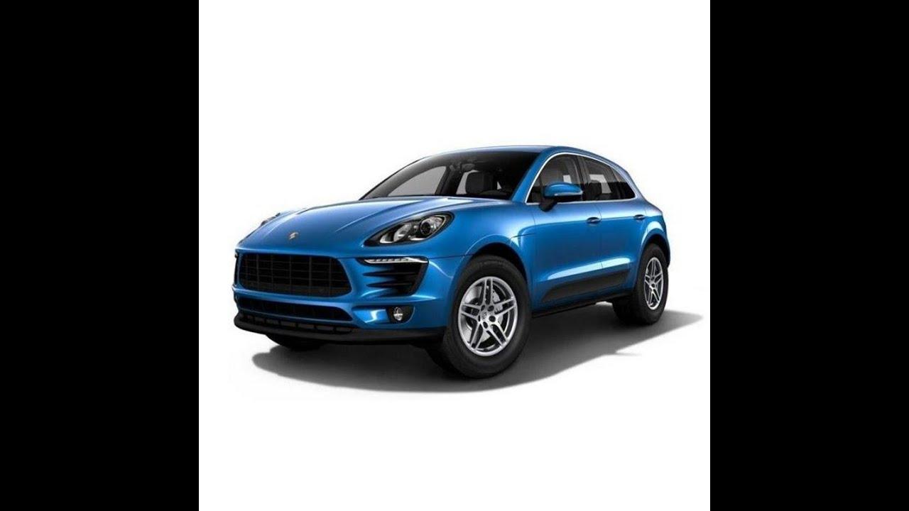 Porsche Macan 95b Service Manual Repair Manual Wiring Diagrams Youtube