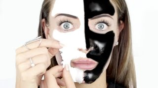 Blackhead Removal Masks - Which Worked Better? | STEPHANIE LANGE
