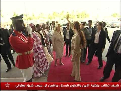 Princess Lala salma of Morocco