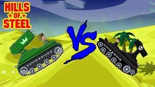 Hills of steel BARRACUDA TANK - Tank for kids - Games bii