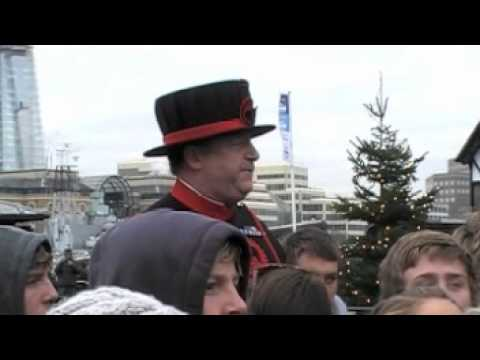 Yeoman Warden At Tower Of London, Part 1 Of Four