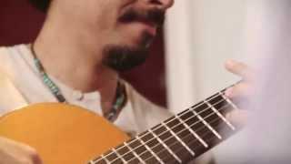 """Ana García y Gaddafi Núñez Dúo / """" Añil"""" (Canciones al vuelo de raíz)"""