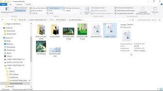 Der Windows Explorer im Überblick   Auszug aus: Windows 10 – Der verständliche Videolernkurs