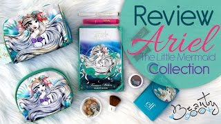 Review & Swatches: e.l.f. Disney Ariel Collection + Giveaway Thumbnail