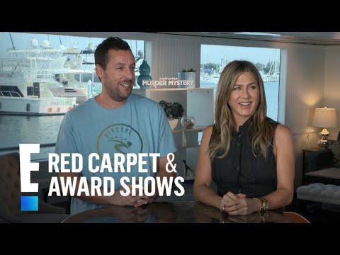 Adam Sandler Claims Jennifer Aniston Snores!   E! Red Carpet & Award Shows