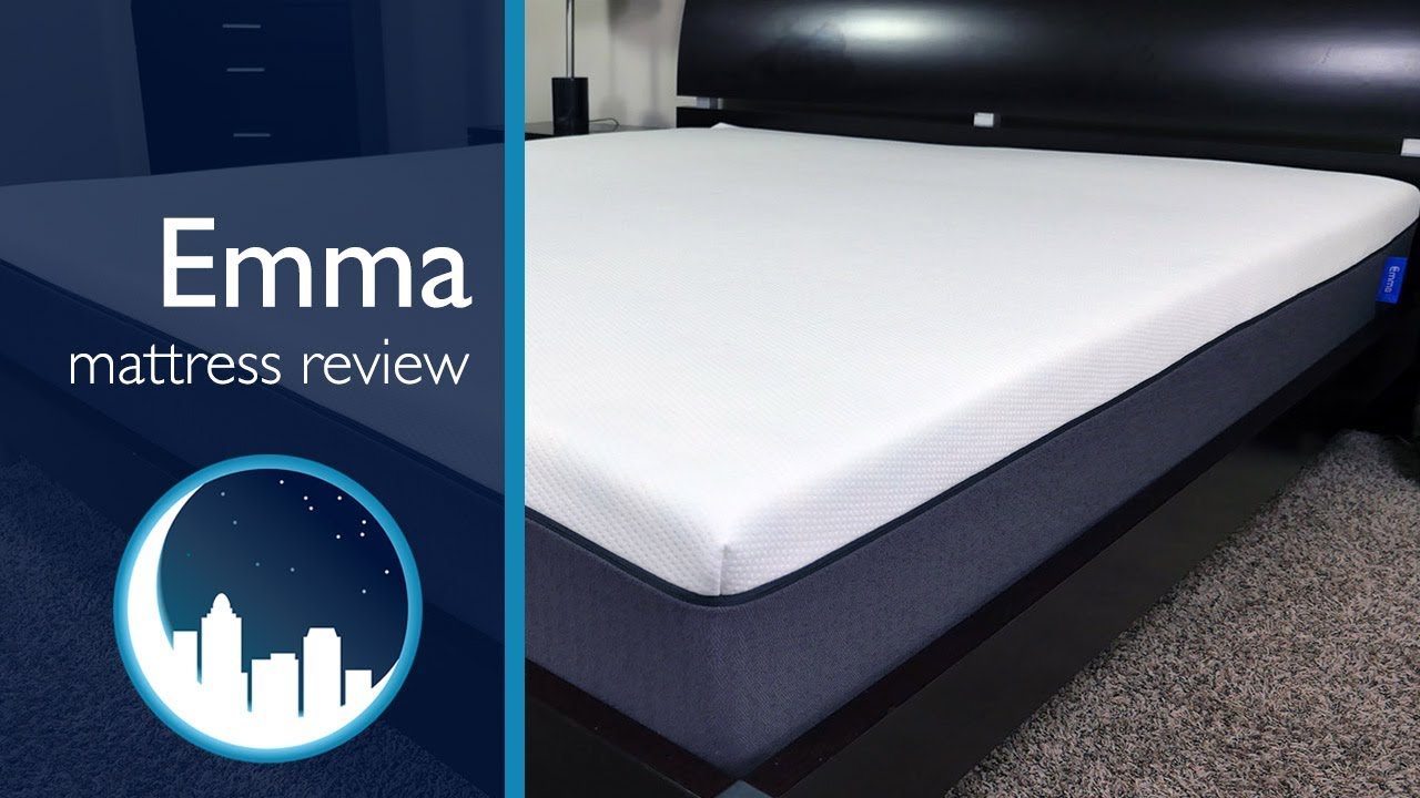 Emma Matras Review : Emma mattress review youtube