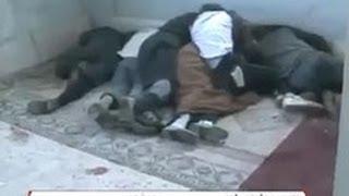 Боевики в Сирии казнили 50 заложников, включая женщин и детей!