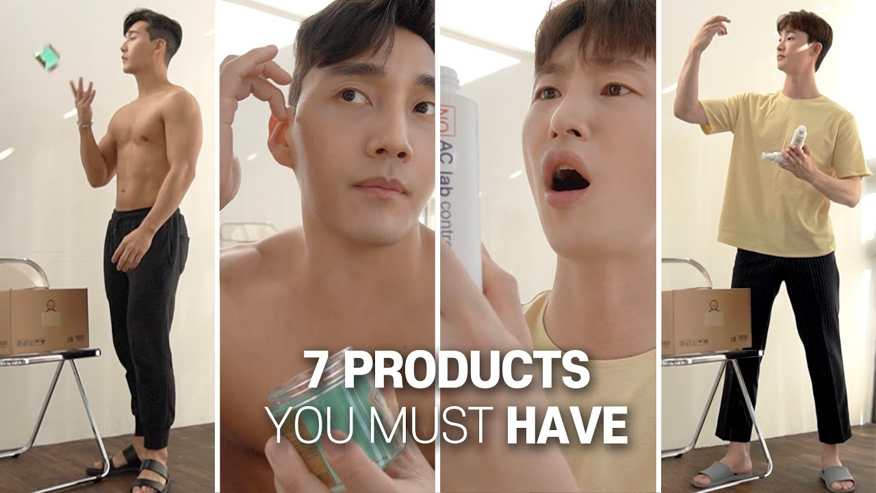 7 Things You Must Have l BEST Korean products Asian really loveㅣ아시아인들이 사랑하는 7가지 한국제품 !