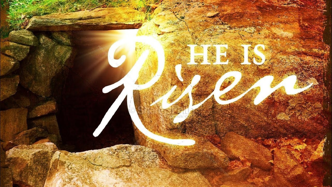 """Because He Lives"" - Easter Message by Pastor Smith"