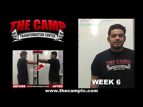 Bell Weight Loss Fitness 6 Week Challenge Results - Miguel Perez