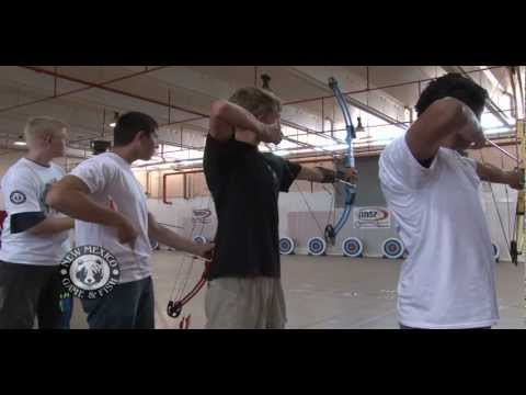 Young Archers Score in National Archery in the Schools State Tournament