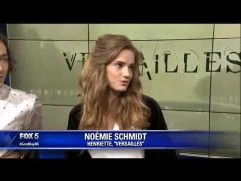 Versailles Interview With George Blagden, Alexander Vlahos & Noemie Schmidt On GoodDay DC On Fox5