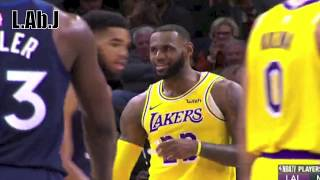 LeBron James worst role model for the LAL'S young talents. BAD Leader LosAngeles Lakers