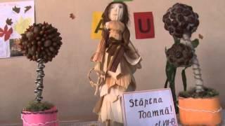 2015 10 29 GL S Toamna de aur in liceul din Cuhnesti
