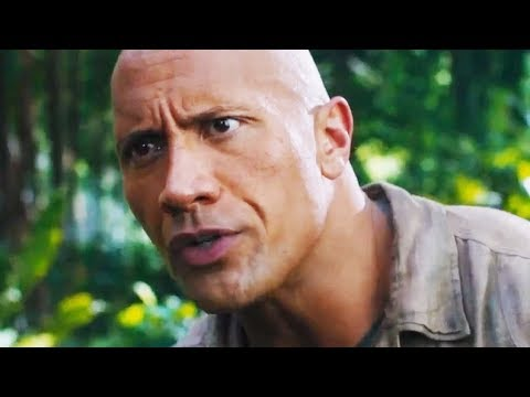 Download Jumanji 2: Welcome to the Jungle Official Trailer 2017 Movie Dwayne Johnson, Kevin Hart