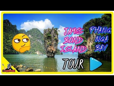James Bond Island & Phang Nga Bay Tour   Phuket