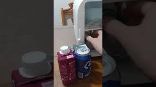까사맘 미니 멀티 냉장고6L 소형 냉장고 좋아요!