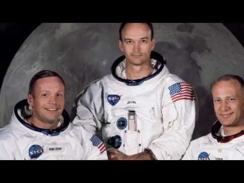 Apollo 11 Mission Audio - Day 1