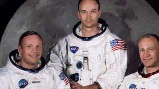 Apollo 11 Mission Audio - Day 1