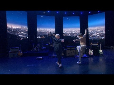 Ellen and tWitch's Real-Life 'La La Land'