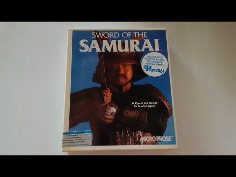 Sword of the Samurai | PC | UNBOXING & ANKÜNDIGUNG |